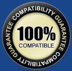 100% Compatibility Guarantee - Click for more details