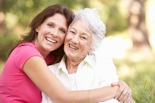 bigstock-Senior-Woman-With-Adult-Daught-13916294 Home Care Services