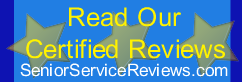 senior service reviews