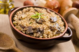 "bigstock-Wild-Mushroom-Risotto-39789691-300x200 Did You Know? September is ""Go Wild during California Wild Rice Month"""