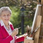 A Better Living Home Care Sacramento Four Art Projects For Your Elder