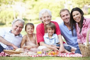 bigstock-Multi-Generation-Family-Enjoyi-92575367-300x200 May is Family Reunion Month: Tips for Planning a Family Reunion with Mom
