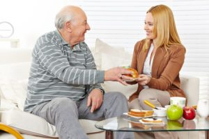 bigstock-Family-with-senior-citizen-eat-56442674-300x200 Guarding Your Privacy When Living with an Elderly Loved One