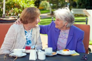 bigstock-Cheerful-Old-Women-Talking-At-86520224-300x200 How Can Older Adults Make New Friends?