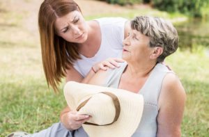Caregiver in Rancho Cordova CA: Heat Exhaustion